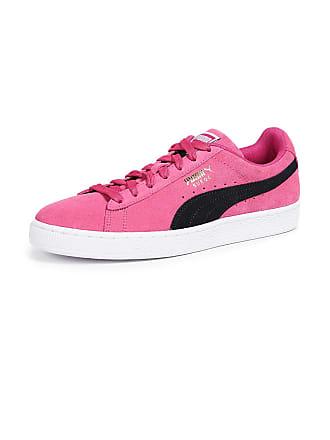 34ee5a8ffea2 Puma Puma Select Suede Classic Sneakers - Fuchsia Black
