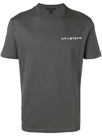 Belstaff chest pocket T-shirt - Cinza