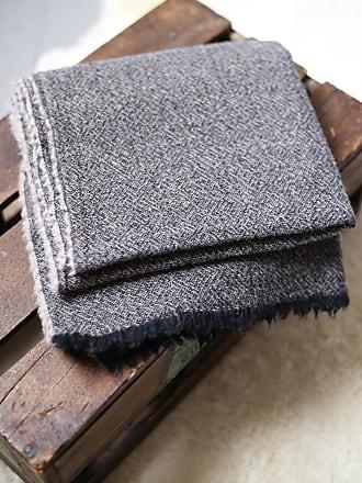 Yerse Julio Grey Marl Schal - One Size - Grey
