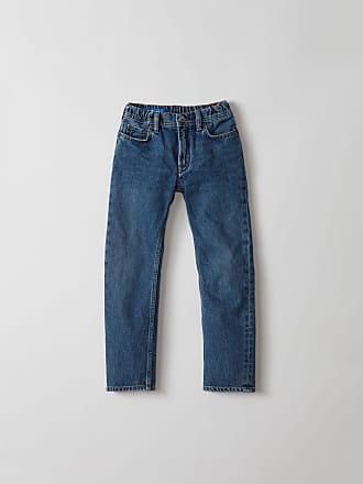 Acne Studios Bear Mid Blue Mid Blue Childrens jeans