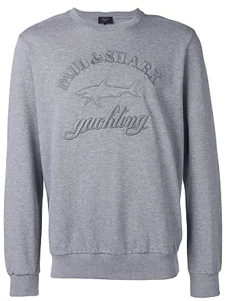 Paul & Shark classic brand sweater - Cinza