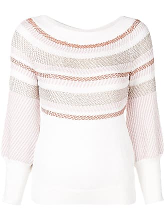 Peter Pilotto striped knitted jumper - Rosa