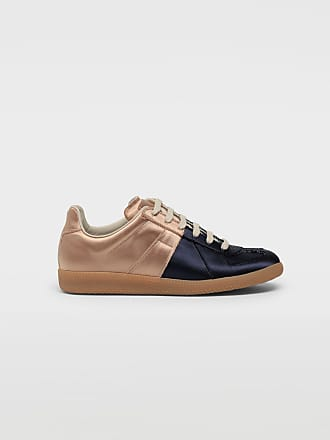 Maison Margiela Maison Margiela Sneakers Gold Viscose, Silk