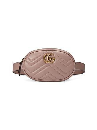 8060f0af74d Gucci GG Marmont matelassé belt bag - Neutrals