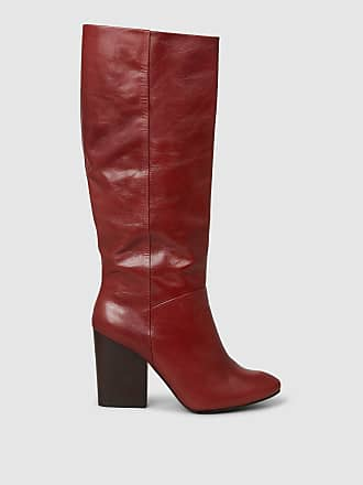 b5923175f6be Rachel Comey Zim Knee-High Leather Boots