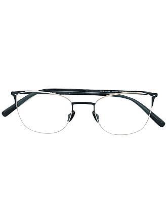 Mykita Yumi cat-eye glasses - Azul