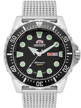 Orient Relógio Orient Automático Analógico Sport Troca Pulseira Divers Poseidon Masculino 469SS073 P1SX 500M