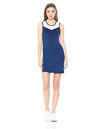 Lacoste Womens Sport Technical Stretch Jersey Tennis Dress, Ef3429, White-Marino-Marin, 12