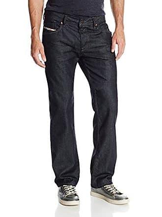 af4ce6f1 Diesel Mens Waykee Regular Straight-Leg Jean 00Z88, Denim, 28x30
