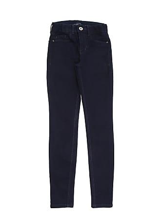 000495383c Lunender Calça Jeans Lunender Menina Lisa Azul-Marinho