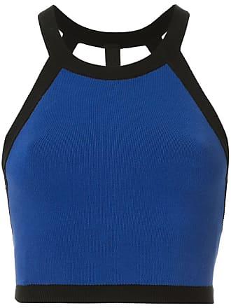 Nagnata Top esportivo - Azul