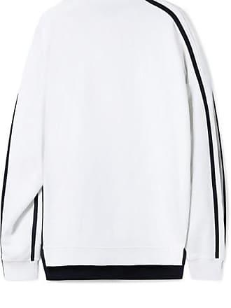 Y / Project Oversized Layered Cotton-jersey Sweatshirt - White