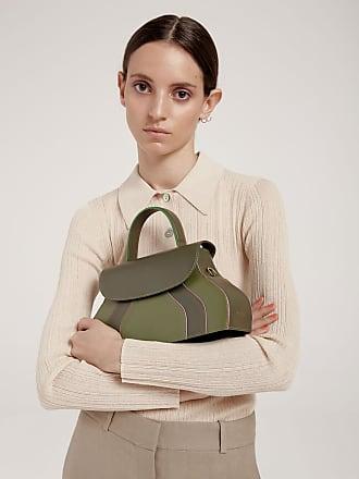 Mietis Marieta Khaki Green Bag