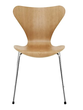Fritz Hansen Series 7 3107 Chair Matte Cherry