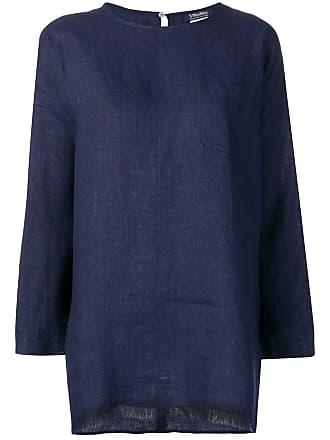 Max Mara oversized top - Blue