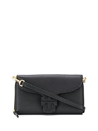 Tory Burch Mcgraw wallet crossbody bag - Black