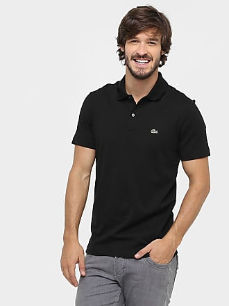 Lacoste Camisa Polo Lacoste Malha Original Fit Masculina - Masculino 4c87da0033