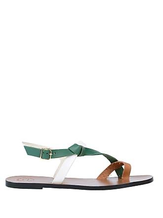 03df117b2f36 Lulu Shimmer Toe Post Platta Sandaler Grå FITFLOP. Frakt  gratis. ATP  Atelier FOOTWEAR - Toe post sandals
