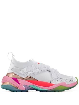 PUMA X SOPHIA WEBSTER Puma x Sophia Webster Thunder sneakers - White