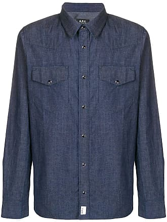 f6528aef A.P.C. Shirts for Men: Browse 51+ Items | Stylight