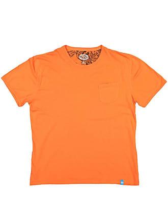 Panareha MARGARITA pocket t-shirt orange
