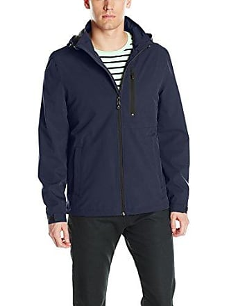 f7c83e26e4d7 Dark Blue Hooded Jackets: 64 Products & up to −70% | Stylight