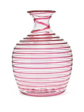 Yali Glass A Filo Large Glass Carafe - Purple