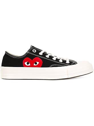 5ea81b9709c290 Comme Des Garçons Comme Des Garçon Play x Converse Chuck Taylor sneakers -  Black