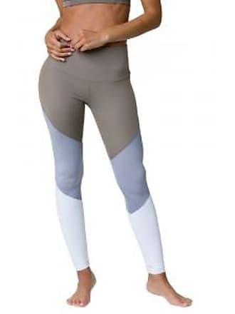 Onzie Womens High-Rise Track Leggings