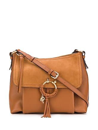 See By Chloé large shoulder bag - Marrom