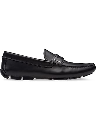Prada Leather loafers - Black