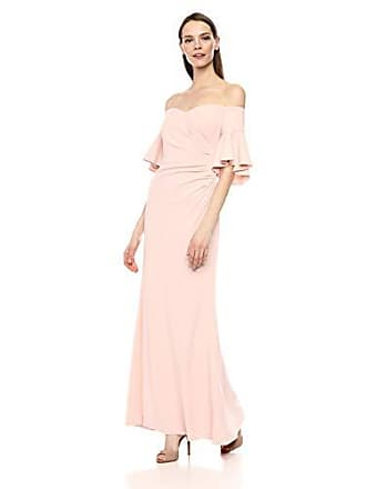 6d38de4b4cc3 Calvin Klein Womens Sweetheart Off-The-Shoulder Gown