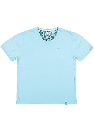 Panareha MOJITO v-neck t-shirt light blue