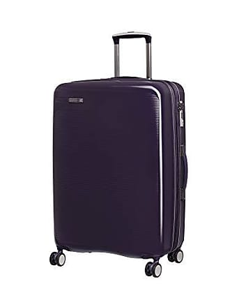 IT Luggage IT Luggage 27.2 Signature 8-Wheel Hardside Expandable Spinner, Black Cordial - Purple