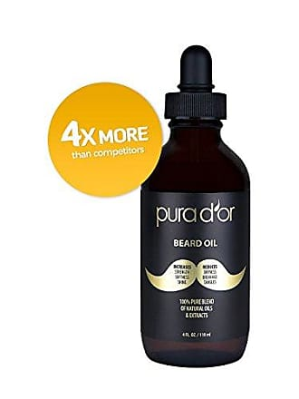 Pura d'Or Pura dor Beard Oil 4oz