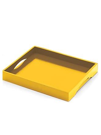 Tramontina Bandeja Grande Amarela