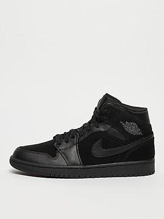 premium selection d9e69 0d2d5 Nike Air Jordan 1 Mid black dark grey black