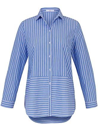 eafbb7021245 Blå Blusar: 413 Produkter & upp till −96%   Stylight