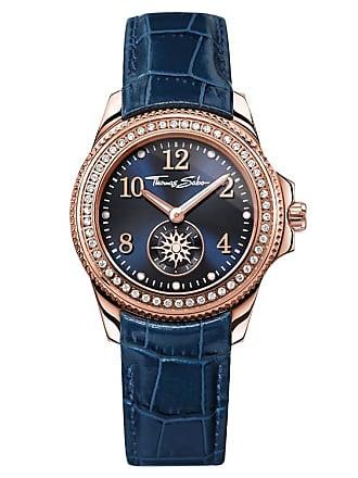 e541ab4dce71 Thomas Sabo Thomas Sabo Reloj para señora azul WA0216-270-209-33 MM