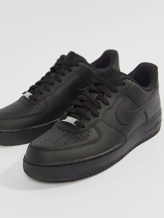 Nike Air Force 1 - Scarpe da ginnastica anni 07 nere - Nero 355ad7fa389