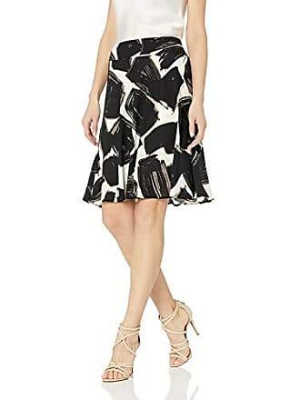 Nic+Zoe Womens Petite Nightfall Skirt, Multi, 6P