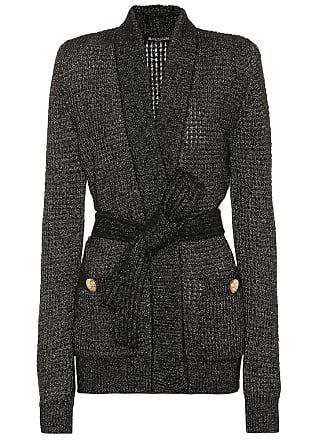 Balmain Wool and alpaca blend cardigan e04a7ce57