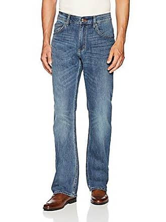 Lee Mens Modern Series Relaxed-Fit Bootcut Jean, Slade, 32W x 32L