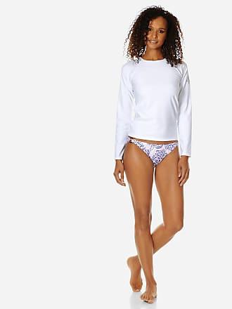 Vilebrequin Women Ready to Wear - Women Rashguard Jungle Turtles - TEE SHIRT - FLYOUT - White - XXS - Vilebrequin