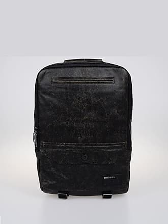 Diesel Leather L-HEAD BACK backpack size Unica