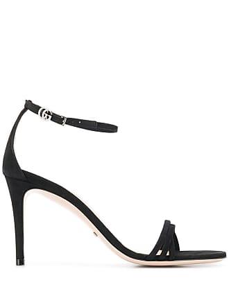 28695c601a5 Gucci open toe stiletto sandals - Black