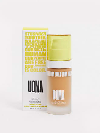 Uoma Beauty Beauty Say What?! Soft Matte Foundation Bronze Venus-Beige