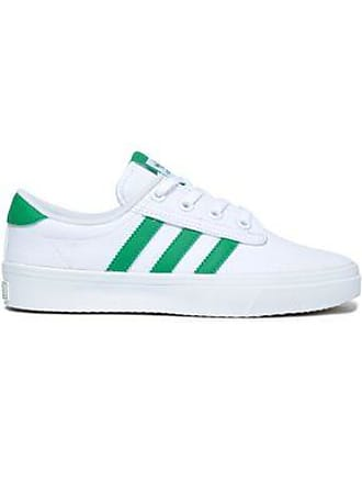 wholesale dealer aeaae 57f1e adidas Adidas Woman Canvas Sneakers White Size 3.5