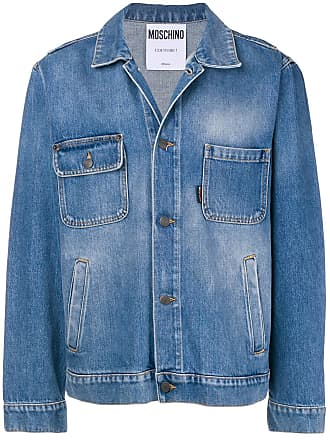 a896c26d1e Moschino® Denim Jackets  Must-Haves on Sale up to −76%
