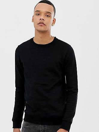 ecae06f60b Burton Menswear Big   Tall sweatshirt in black - Black